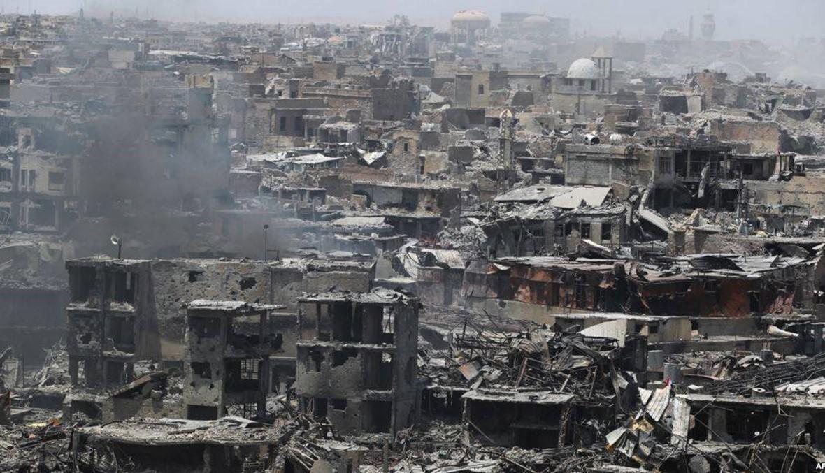 """مواجهات عنيفة بين قوات عراقية و""""داعش"""" قرب الموصل"""