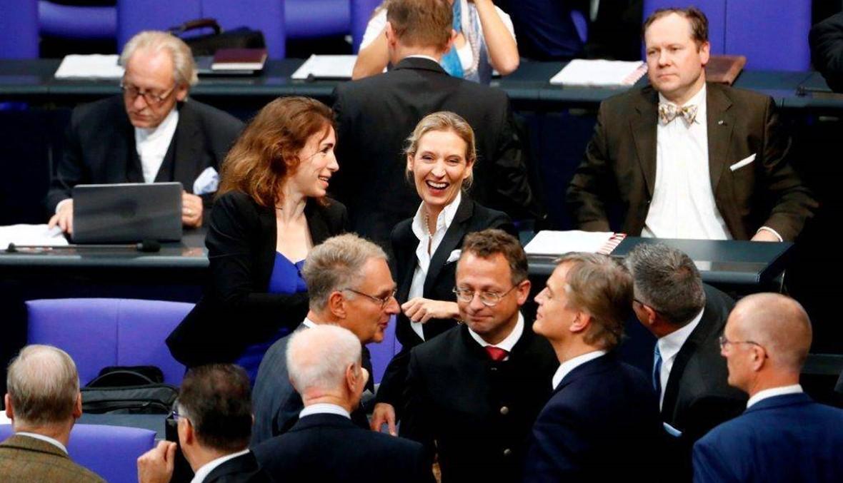 """92 نائبًا من اليمين المتطرّف الألمانيّ في البوندستاغ... وعد بـ""""عصر جديد"""""""
