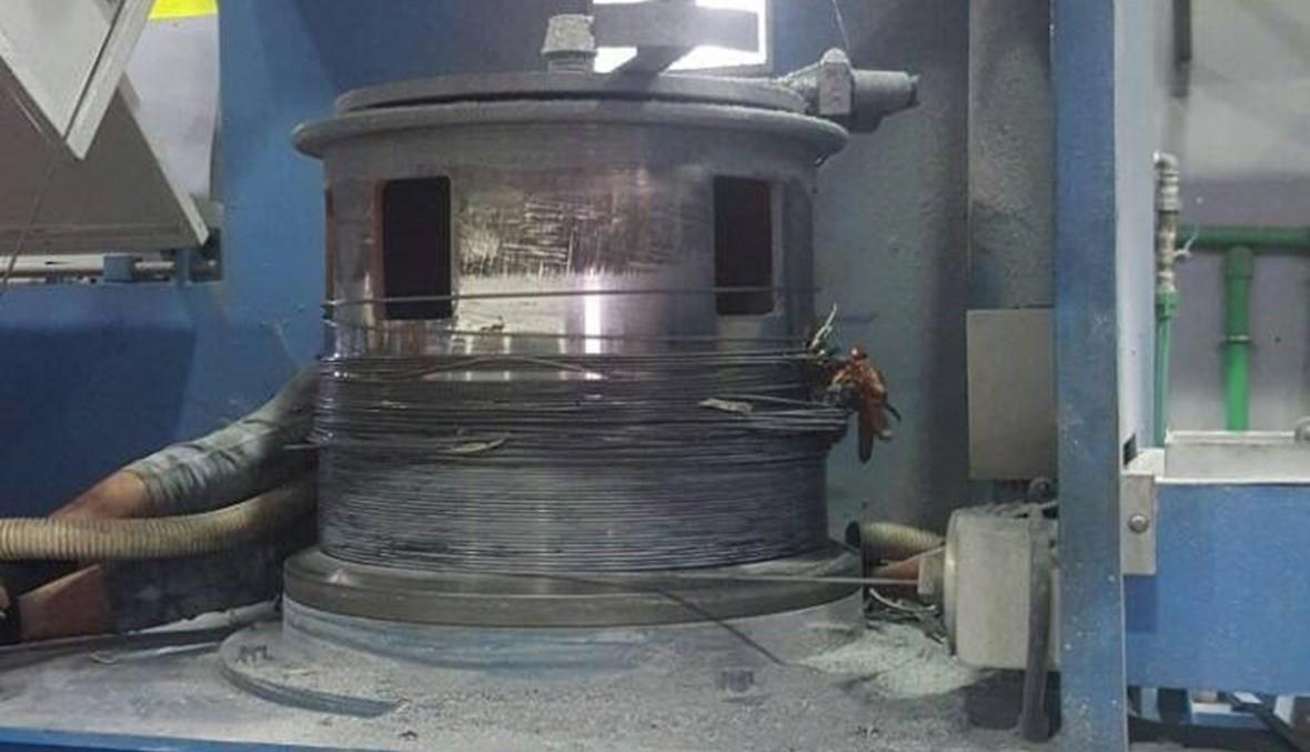 داخل مصنع في بشامون... قضى فرماً بآلة فرم الحديد!
