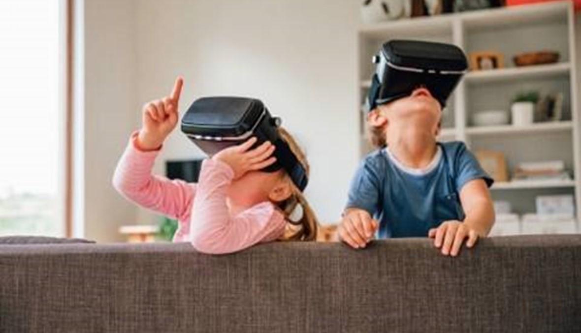 لا تدعوا أطفالكم يرتدون نظارة VR لأكثر من 20 دقيقة