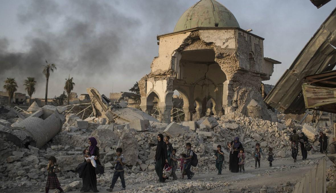 """""""جرائم وحشيّة"""" في الموصل... """"داعش"""" أعدم 741 مدنيًّا خلال المعارك"""