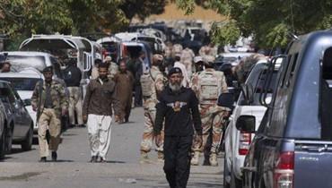 مقتل دبلوماسي باكستاني في افغانستان