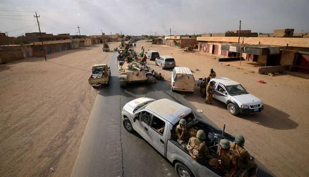 الجيش السوري وحلفاؤه يطوقون مدينة البوكمال قرب الحدود العراقية