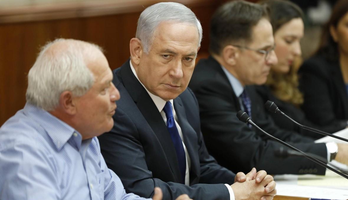"""إسرائيل تبلغ """"الأصدقاء"""" في واشنطن وموسكو: """"سنتصرّف في سوريا وفقًا لاحتياجاتنا الأمنيّة"""""""