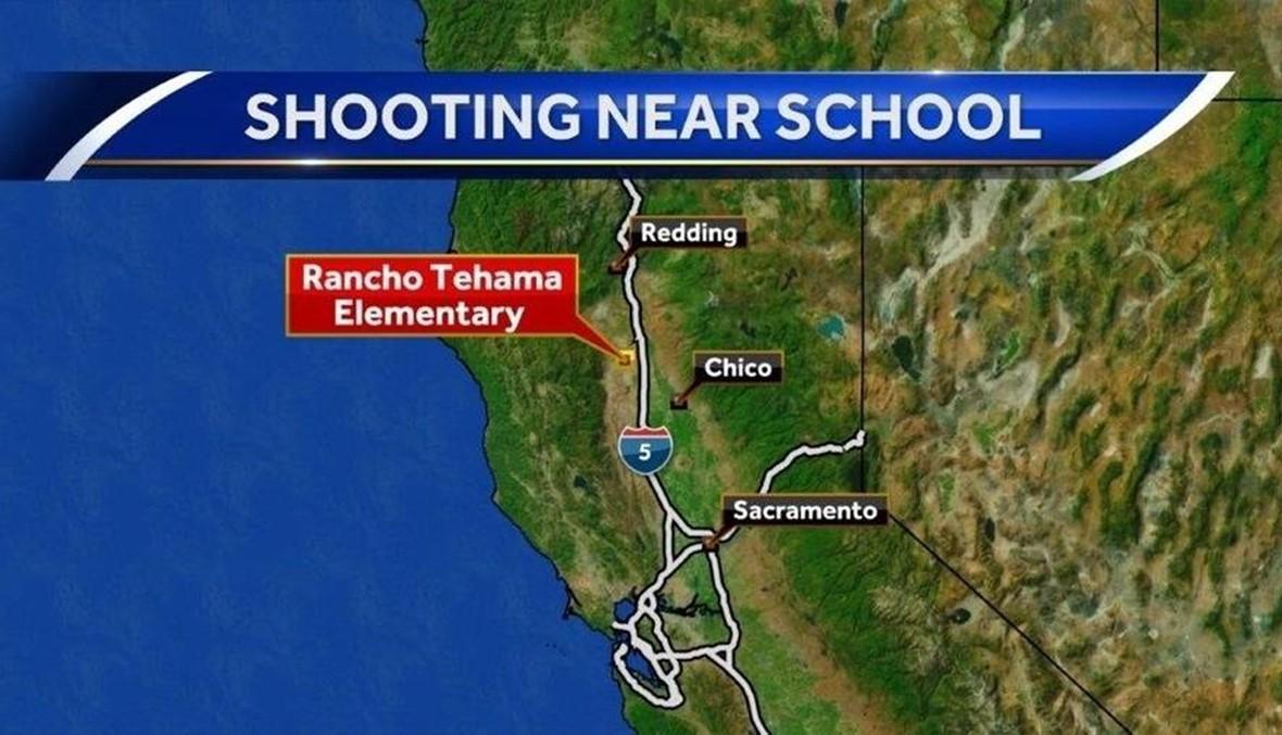 3 قتلى في إطلاق نار في مدرسة في كاليفورنيا... الشرطة قتلت المهاجم