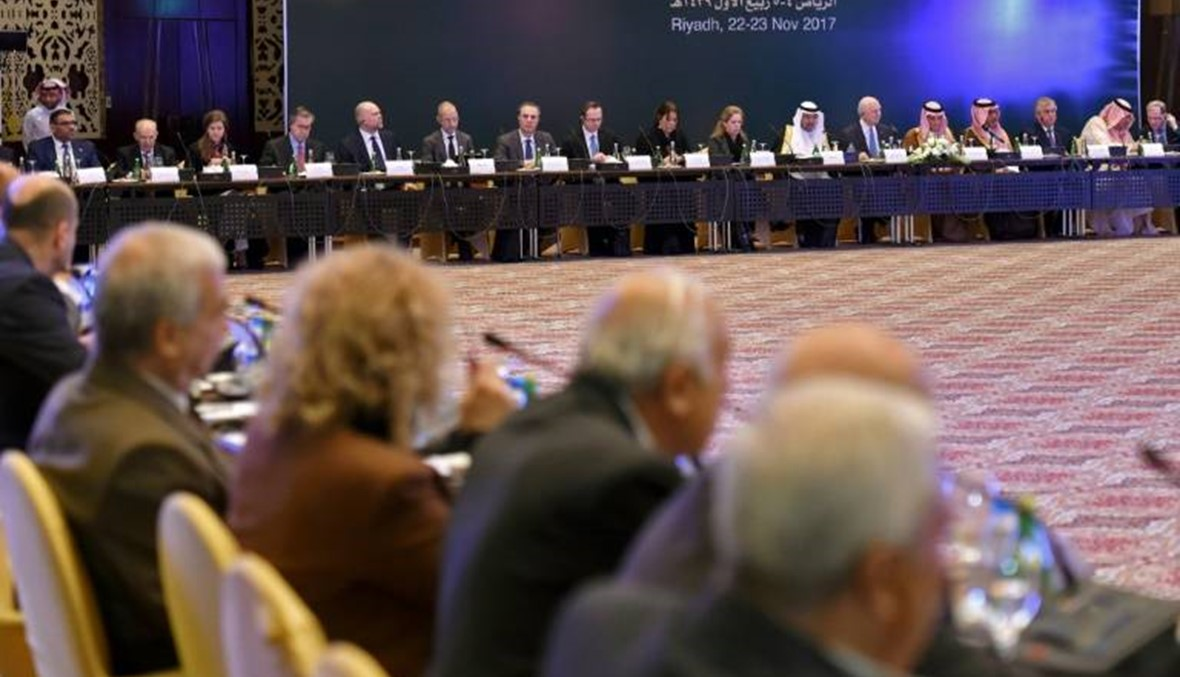 قوى المعارضة السورية تشكل هيئة تفاوضية موحدة