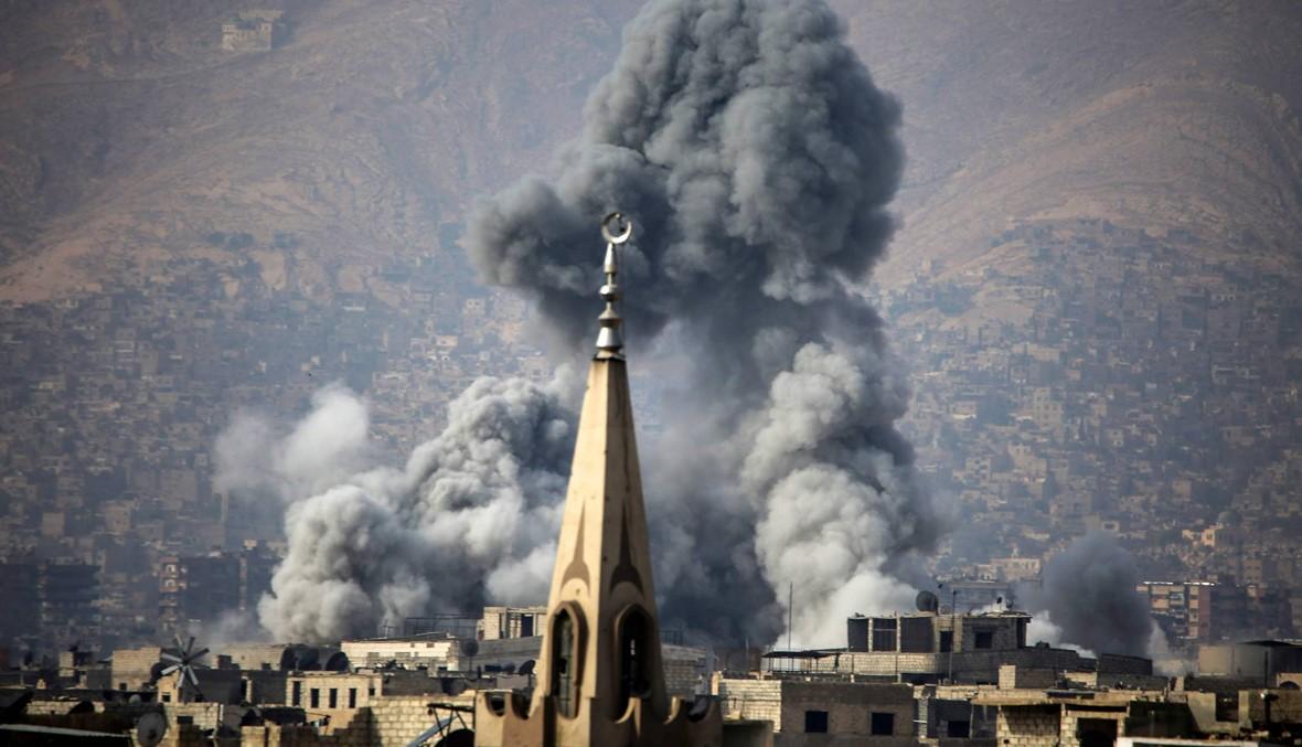 سوريا: قصف على الغوطة الشرقيّة ودير الزور... مقتل 57 مدنيًّا