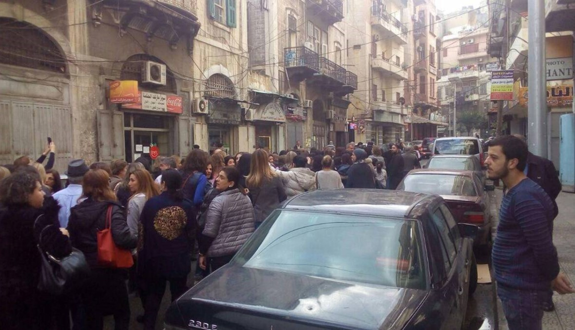 """إضراب المعلمين لم يكتمل و""""الضغوط"""" فتحت المدارس"""