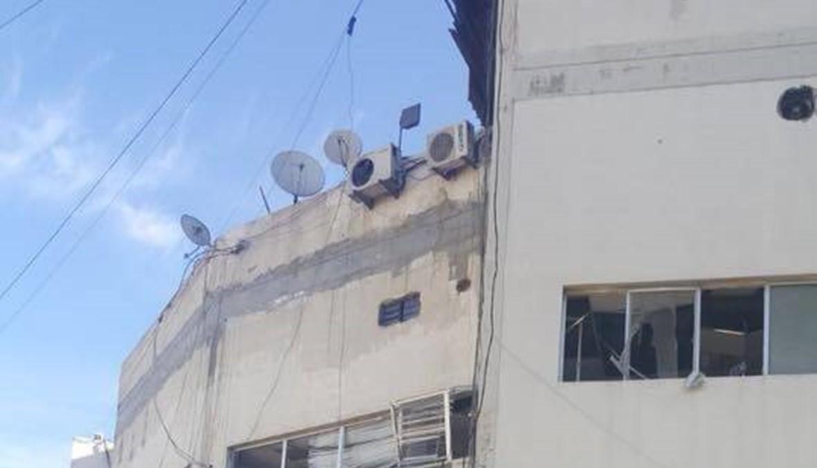 انفجار داخل مصنع في بشامون...15 جريحاً بينهم 4 في حال الخطر