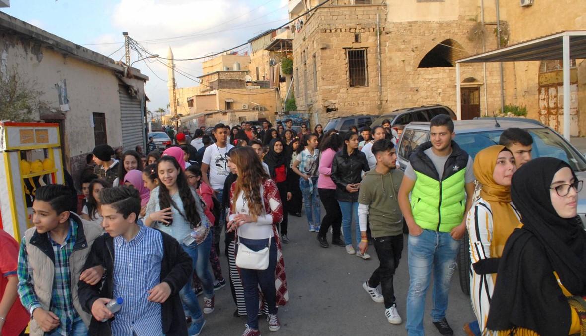احصاء غير مسبوق عن عدد اللاجئين الفلسطيين في لبنان... اليكم الارقام