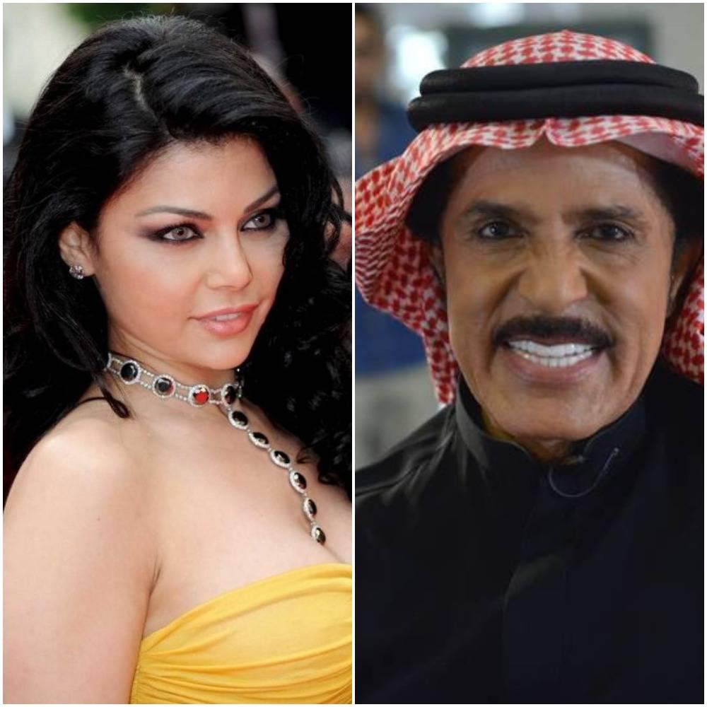 هيفا وهبي ترد بغضب على خبر زواجها من عبدالله النهار