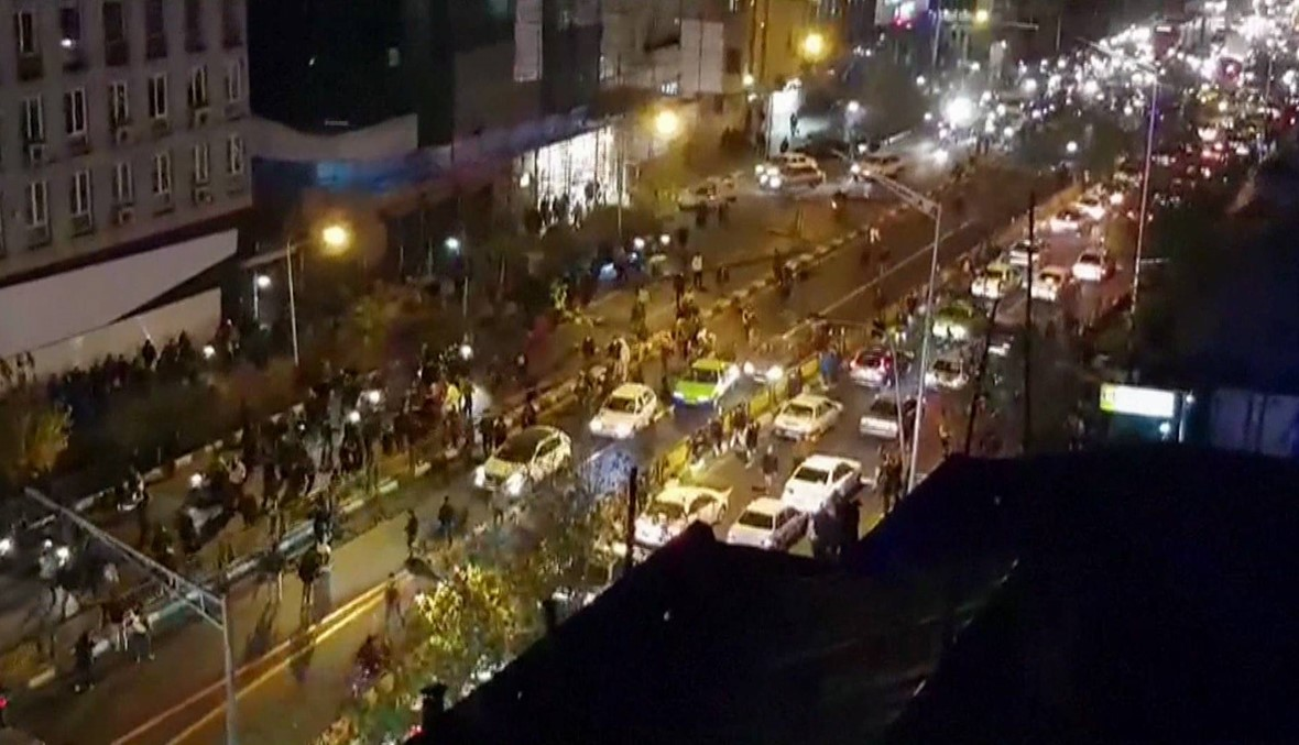 """تركيا """"قلقة"""" إزاء الاحتجاجات في إيران وتحذر من التصعيد"""