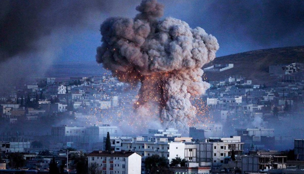 قصف على الغوطة الشرقية... ارتفاع حصيلة القتلى الى 28 مدنياً