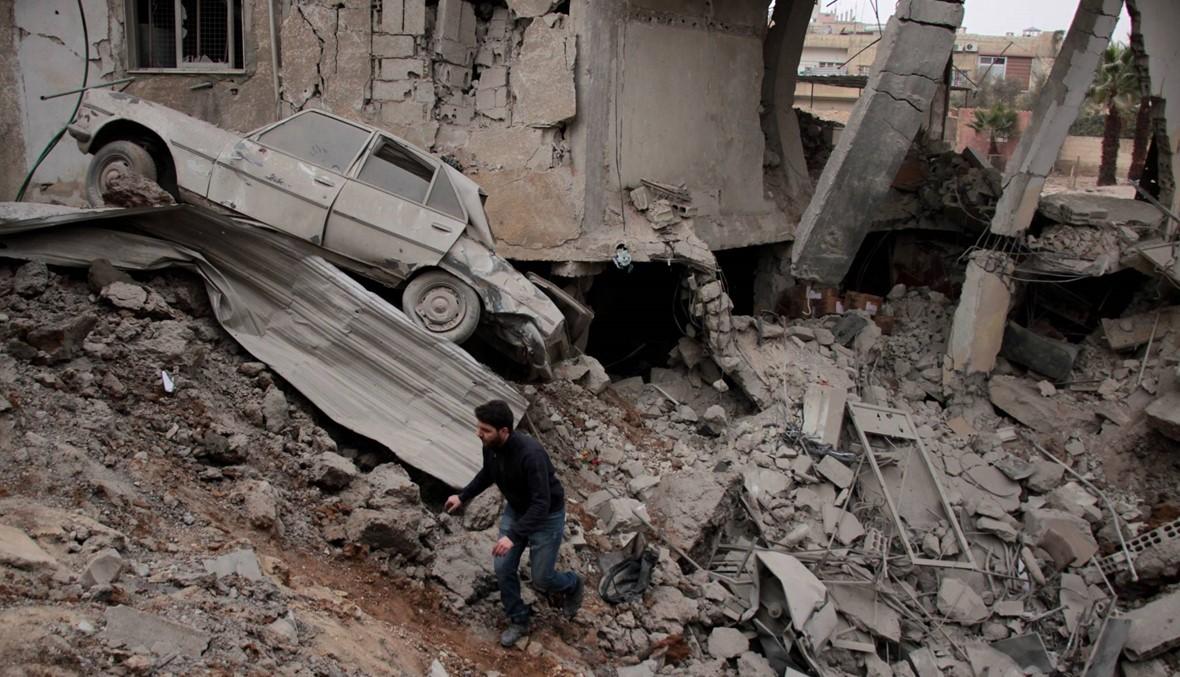 معارك عنيفة قرب دمشق... النّظام يحشد قوّاته لتحرير قاعدة عسكريّة