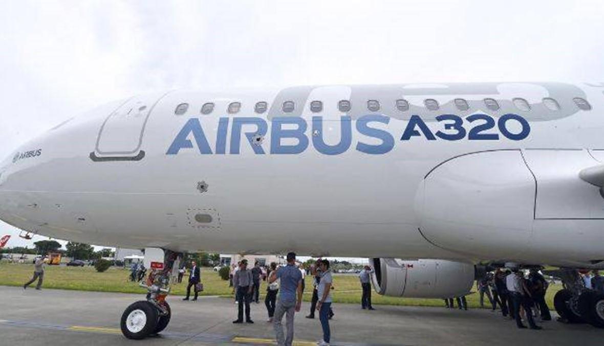 """بكين تقدم طلبية لشراء 184 طائرة ايرباص """"ايه 320"""" تسليم 2019-2020"""