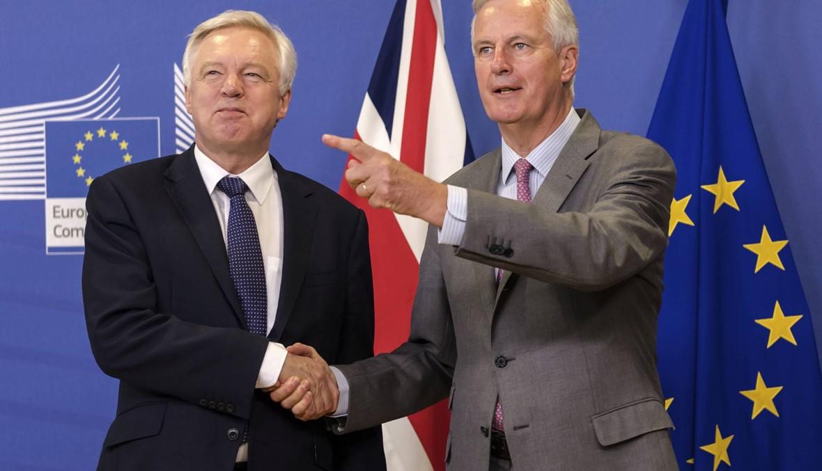 """عاصفة تصفيق في البرلمان الأوروبي... """"قلوبنا مفتوحة لأصدقائنا البريطانيّين"""""""