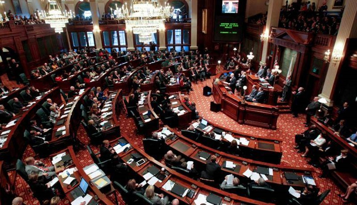 مشروع الموازنة المؤقتة يتخطى عقبة مجلس النواب الاميركي وينتقل الى مجلس الشيوخ