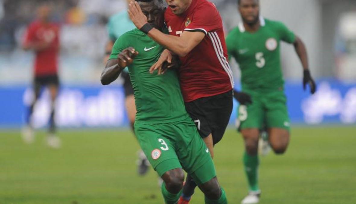 بطولة أفريقيا للمحليين: فوز صعب لنيجيريا على ليبيا