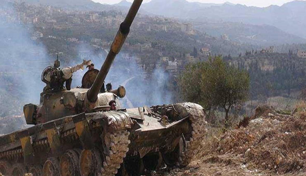 الجيش السوري: سيطرنا على مطار أبو الضهور العسكري