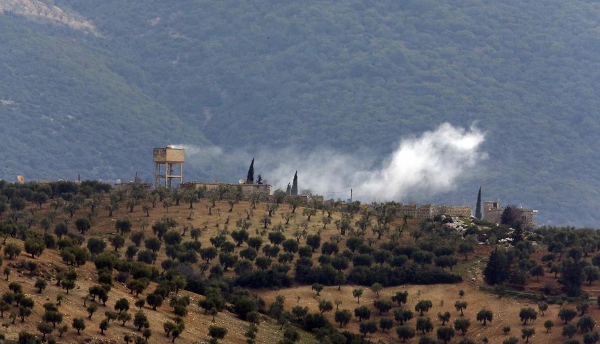 غارات تركيّة على عفرين توقع 8 قتلى... وصاروخان من سوريا يهزّان ريحانلي