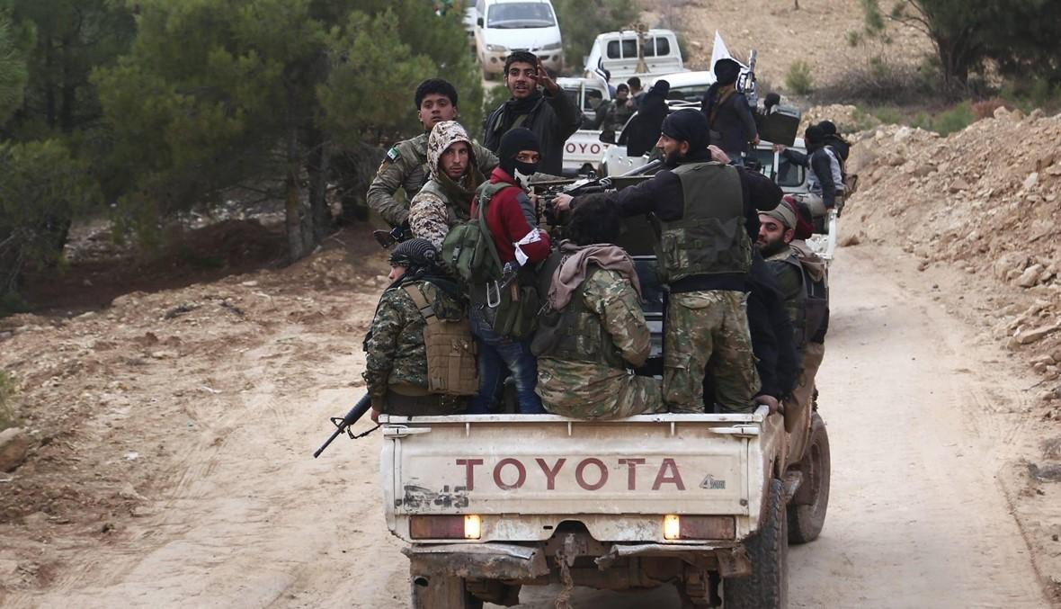 """عمليّة """"غصن الزيتون"""": الأكراد يعلنون """"النّفير العام"""" دفاعًا عن عفرين"""