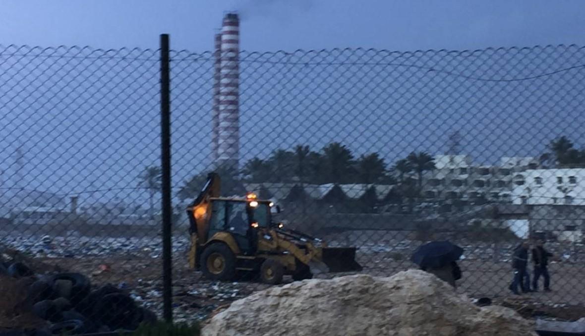 """""""غرين بيس – المتوسط"""": انتشار النفايات على الشاطئ ليس بجديد... والحل باقفال المطامر البحرية"""