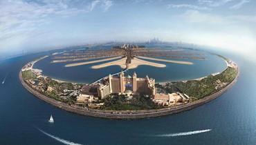 جزيرة النخيل... للسياحة عنوان في دبي