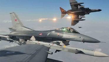 الجيش التركي يضرب 8 أهداف في شمال العراق