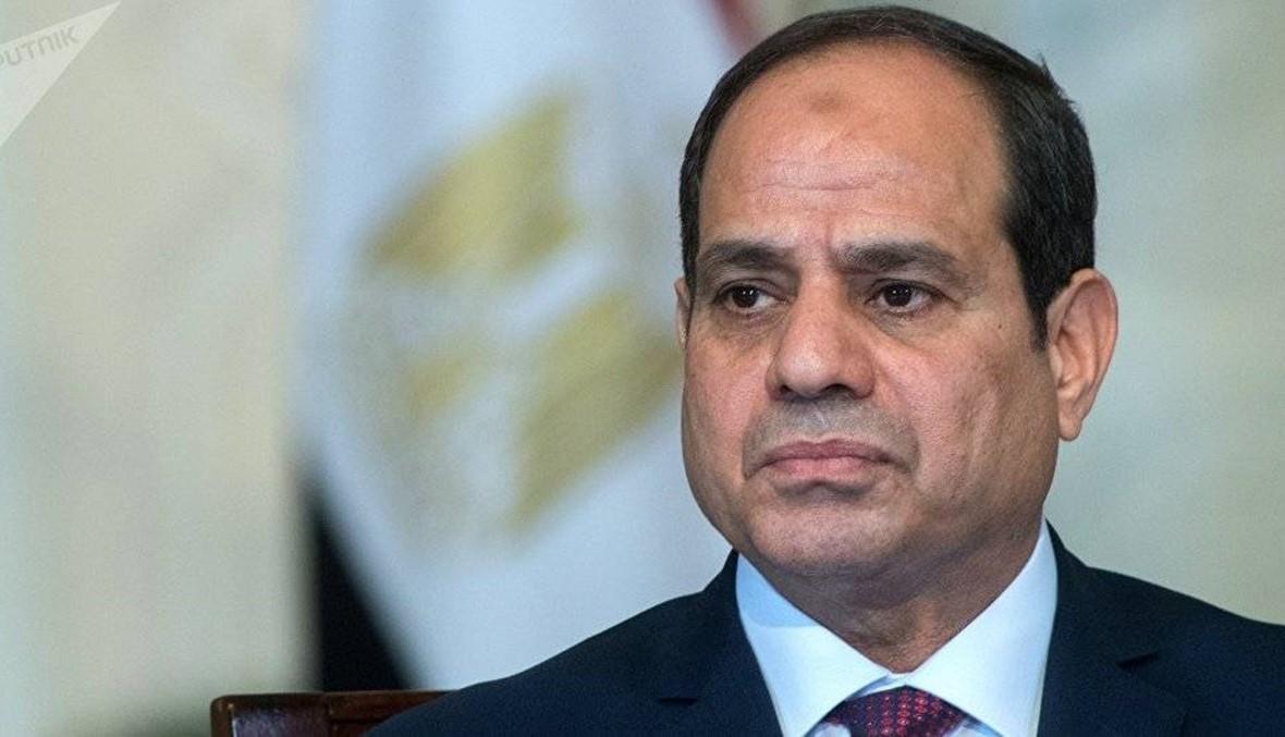 السيسي يحذر معارضيه وسط دعوات إلى مقاطعة الانتخابات الرئاسية