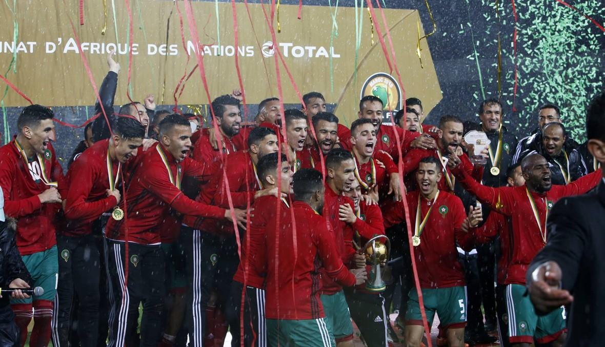 """""""الثالثة ثابتة""""... المغرب يتوّج بلقب بطولة أفريقيا للمحليين"""