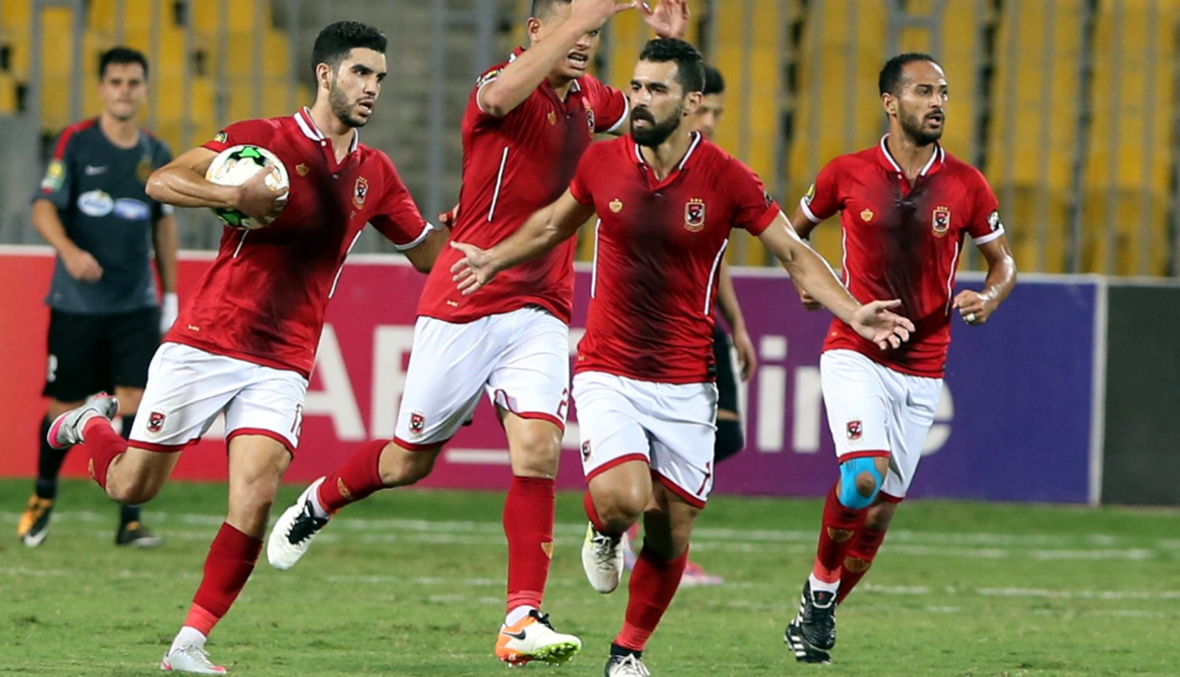 الأهلي بثبات نحو الاحتفاظ بلقب الدوري المصري