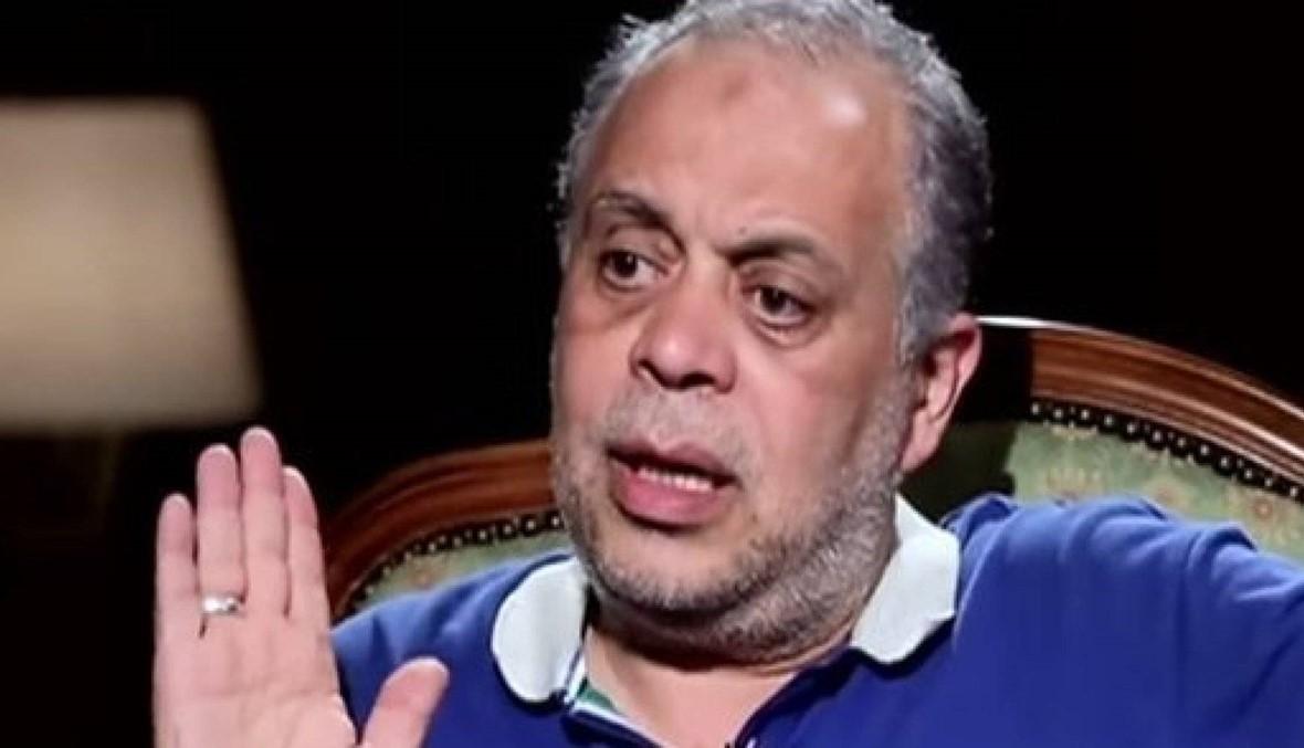 أشرف زكي يستقيل من نقابة الممثلين: لا أنام
