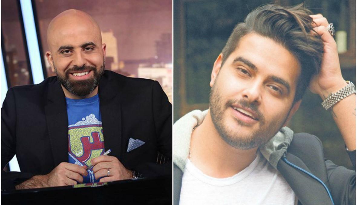 """هشام حدّاد وناصيف زيتون في """"ديو"""" العام... """"تينكي وينكي"""" (فيديو)"""