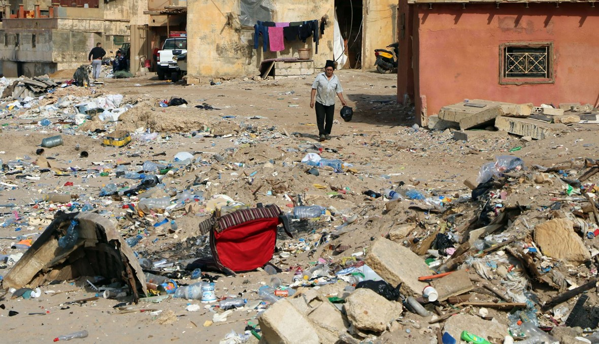 بالصور -لبنانيون يعيشون في بيئة كارثية... أوبئة وأمراض تهدّد حياتهم
