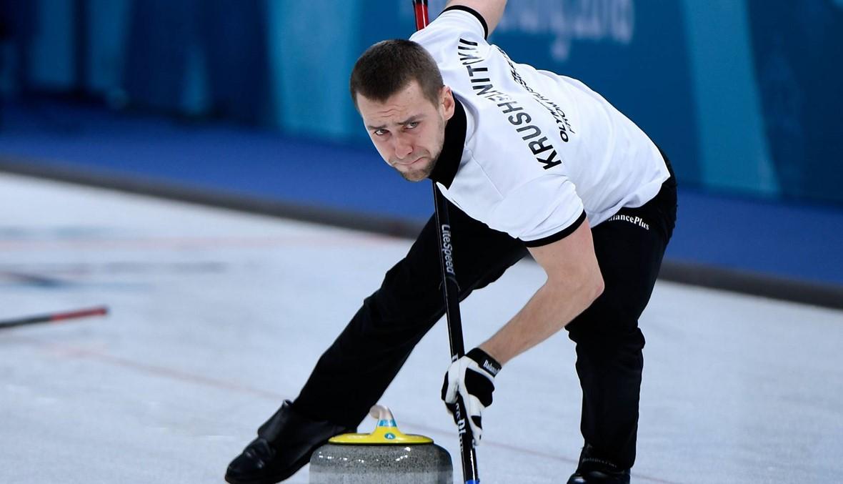 الاولمبية الروسية تؤكد تناول كروشيلنيتسكي مادة ميلدونيوم
