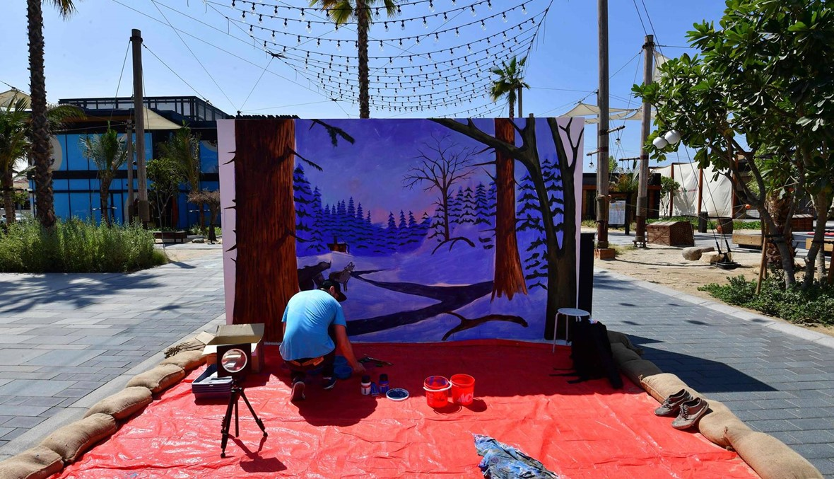 مهرجان دبي للرسوم ثلاثية البعد يحتفي بالبحر في نسخته الرابعة