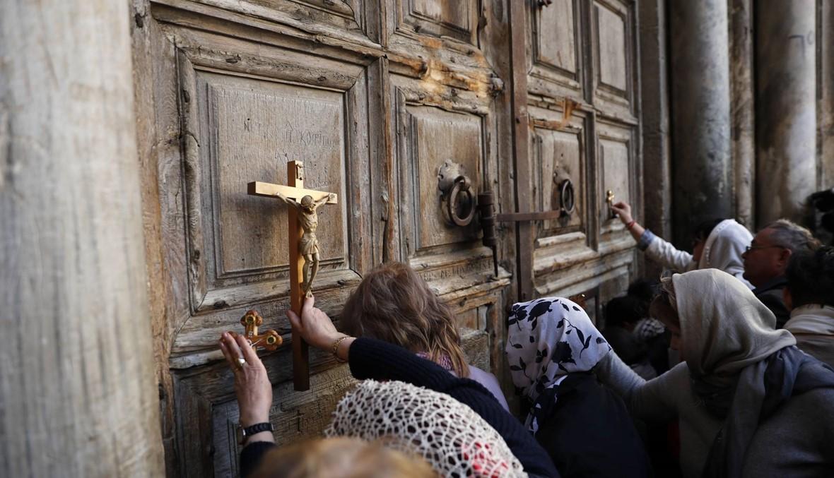 إغلاق كنيسة القيامة: إسرائيل تعلّق الإجراءات الضريبيّة