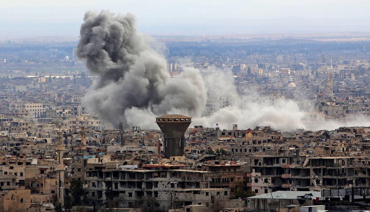 منظّمة حظر الأسلحة الكيميائيّة تحقّق في هجمات بالغوطة الشرقيّة