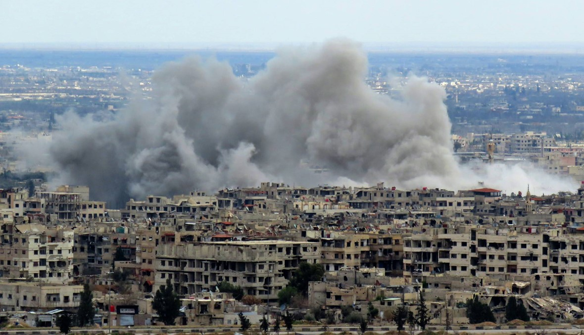 """الغوطة الشرقيّة: موسكو تتّهم فصائل المعارضة بـ""""مواصلة الهجوم خلال الهدنة"""""""
