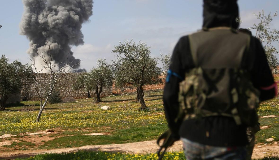 معركة عفرين: قصف جوي تركي على جنديريس ... مقتل 19 مدنيًّا