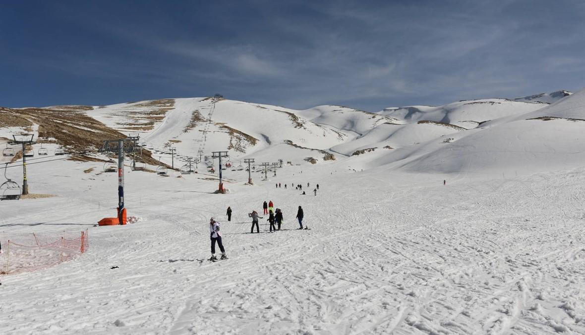 رحلة الى مركز تزلج... المناخ والوضع المعيشي صنعا خيبة الموسم