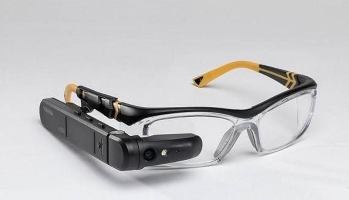نظارة ذكية  جديدة تحل محل الحاسب المحمول