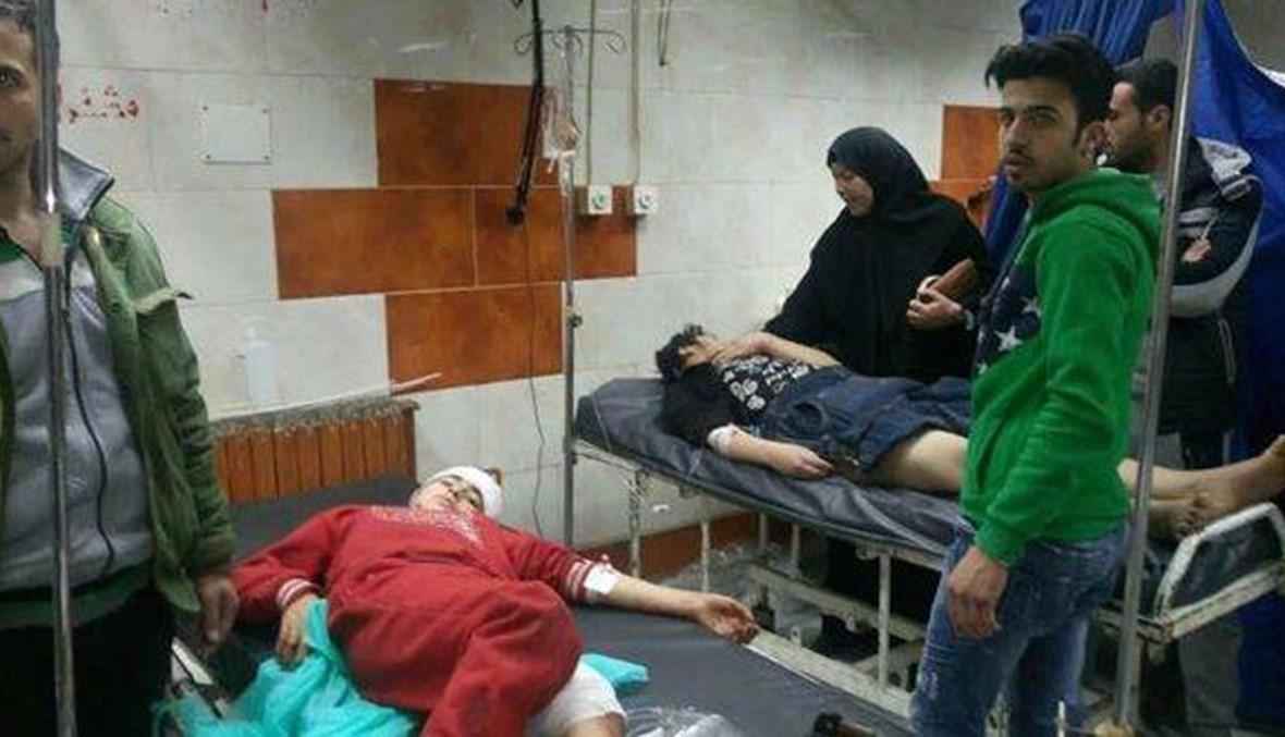 دمشق: الفصائل المعارضة تقصف سوقًا في كشكول... عشرات القتلى