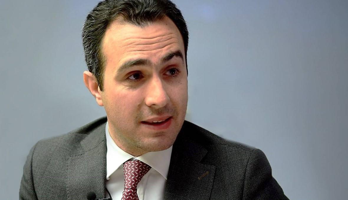 زعتري: أهم استراتيجيات Bank BlomInvest تعتمد على توثيق علاقاته بالخارج