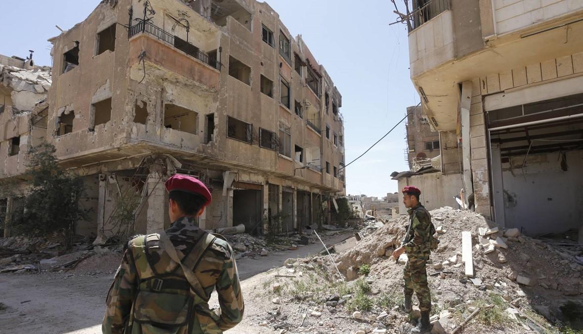 """الغوطة: حافلات تُجلي مقاتلين ومدنيّين من دوما... """"خلافات"""" في """"جيش الإسلام"""""""