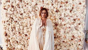 صورة #أديل تشعل مواقع التواصل الاجتماعي... أكثر من مليوني إعجاب #adele #instagram #annahar #annaharnewspaper @Adele