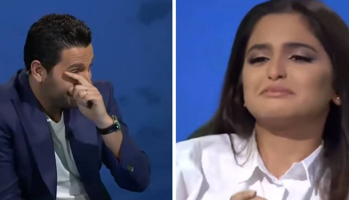 """تأثّر وسام بريدي بعد بكاء حلا الترك: """"بدّك تخلّي هالزهرة تموت""""؟ (فيديو)"""