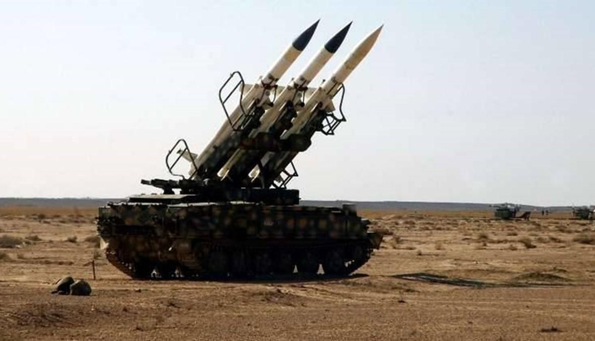 مقتل 3 ايرانيين بالغارة على مطار التيفور في سوريا