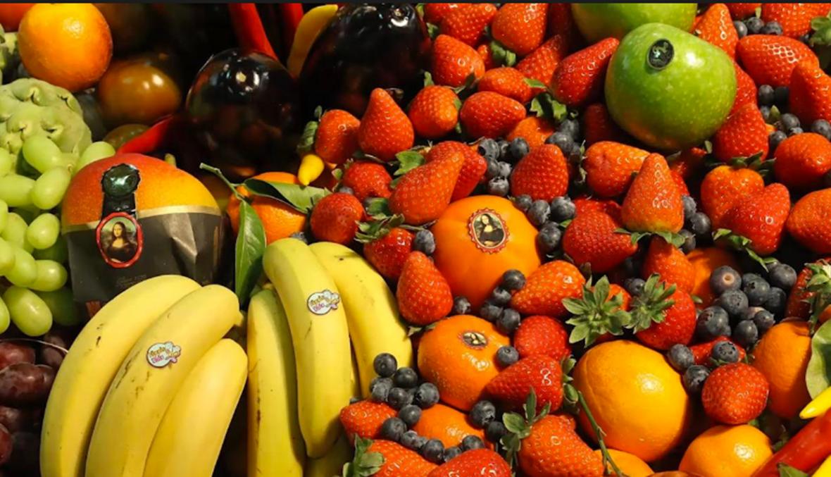 12 نوعاً من الفاكهة والخضار الأكثر تلوثاً