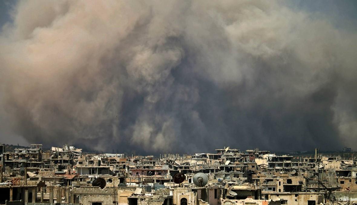 بعثة منظمة حظر الأسلحة الكيميائيّة تباشر تحقيقاتها في دوما